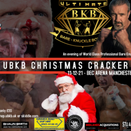 Ultimate Bare Knuckle Boxing - Christmas Cracker