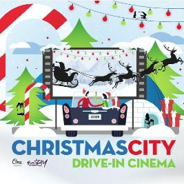Re:Sell ChristmasCity - The Holiday (8:30pm) | EventCity Manchester  | Mon 21st December 2020