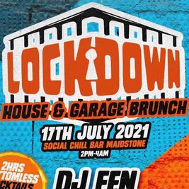 Lockdown Brunch All-Dayer