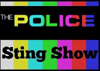 The Police Sting Show with Acoustic Sting