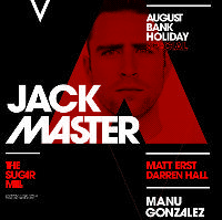 The Move Bank Holiday Special with Jackmaster!