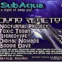 Juno Reactor @ SubAqua