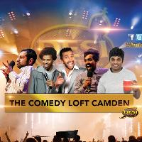 Desi Central Comedy Tour - Camden London Show