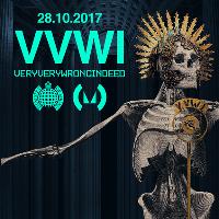 Ministry Of Sound Halloween x Veryverywrongindeed