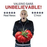 Brighton Fringe Festival Comedy: Valerio Sarà