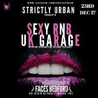 Strictly Urban Bedford-RnB VS Garage
