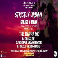 Strictly Urban -End Of Summer Jam -Northampton