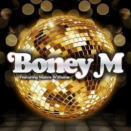 BONEY M. featuring Maizie Williams + Support & aftershow Disco