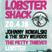 Lobster Shack - Johnny Kowalski & The Sexy Weirdos