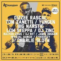 Bass Jam Presents Dizzee Rascal, Tom Zanetti, Yungen & More