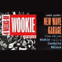 4 Weeks Of Wookie W/ Conducta + Bklava