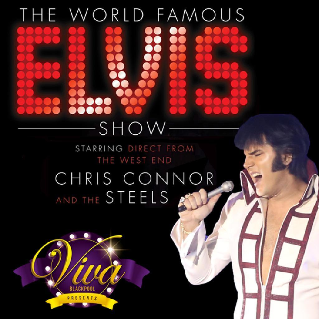 The World Famous Elvis Show: Chris Connor