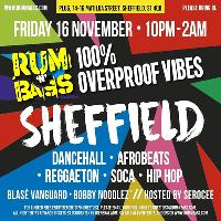 Rum N Bass x Sheffield