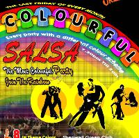 Colourful Salsa Party (Wolverhampton)