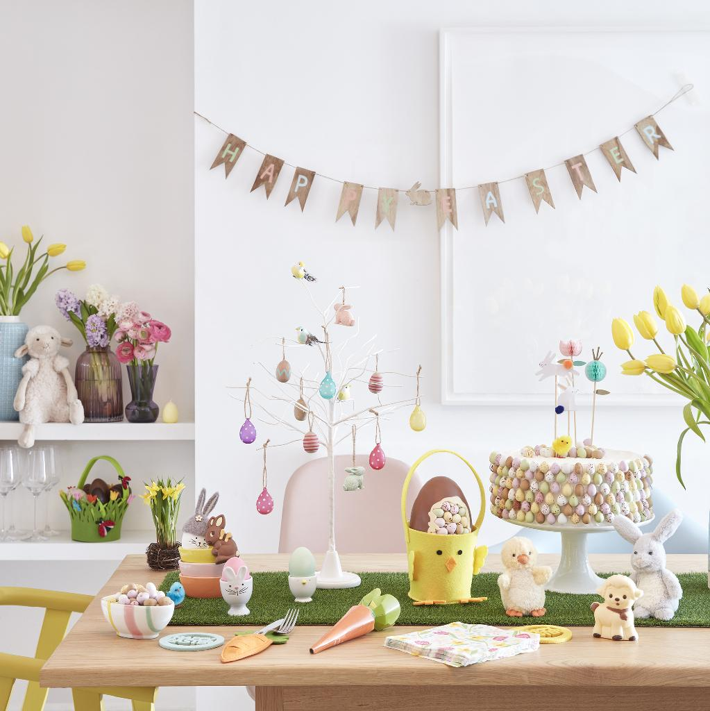 John Lewis celebrates Easter with Egg-citing family events
