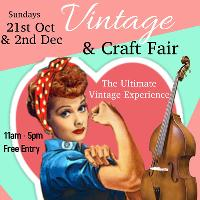 Vintage, Retro & Craft Fair Birmingham