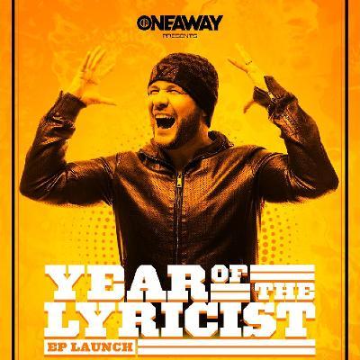 Harry Shotta - Year of the lyricist Tour