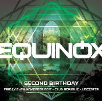 Equinox 2nd Birthday - Neptune Project 6hr Set