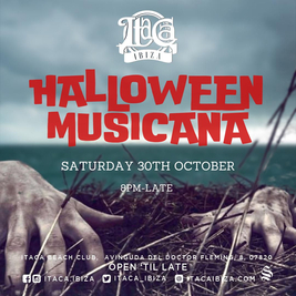 Musicana Halloween special