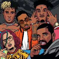 Gucci Gang - Trap Night (Birmingham)
