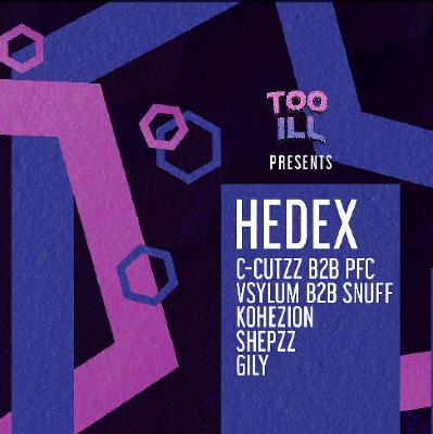TOO ILL: Hedex
