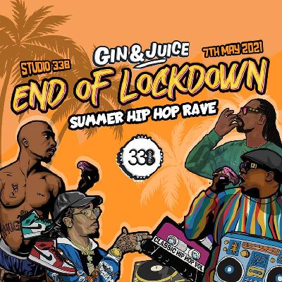 The Biggest Party to Celebrate The End Of Lockdown & The Beginning of Summer 2021