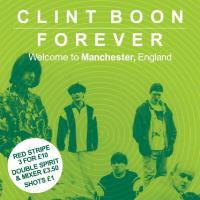 clint boon // forever // courteeners afterparty
