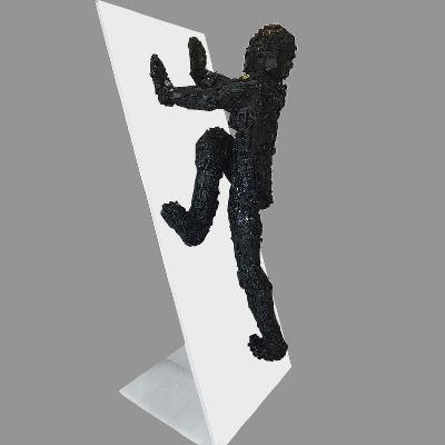 An exhibition of 3D sculptures, Models & Mini Installation.