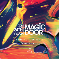 Magic Door Bank Holiday Party