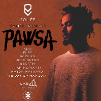 Foliee presents - PAWSA 05/05/17