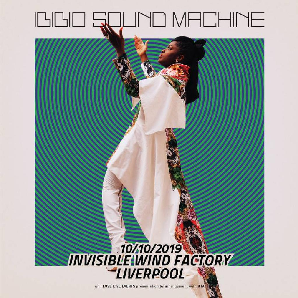 Invisible Wind Factory Liverpool events  Buy official