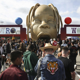 ASTROWORLD - No Restrictions Hip-Hop Party