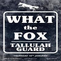 What The Fox: Live Music
