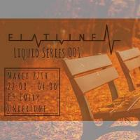Flatline Liquid Series 001