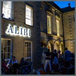 The Alibi Terrace Party