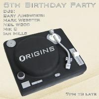 Origins 5th Birthday