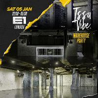 Issa Vibe: Ultimate Hip Hop Warehouse Party