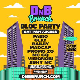 DnB Brunch Presents: DnB Bloc Party