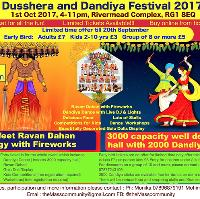 Dusshera  and Dandiya Festi