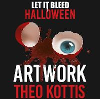 Let It Bleed Halloween with Artwork, Theo Kottis and more