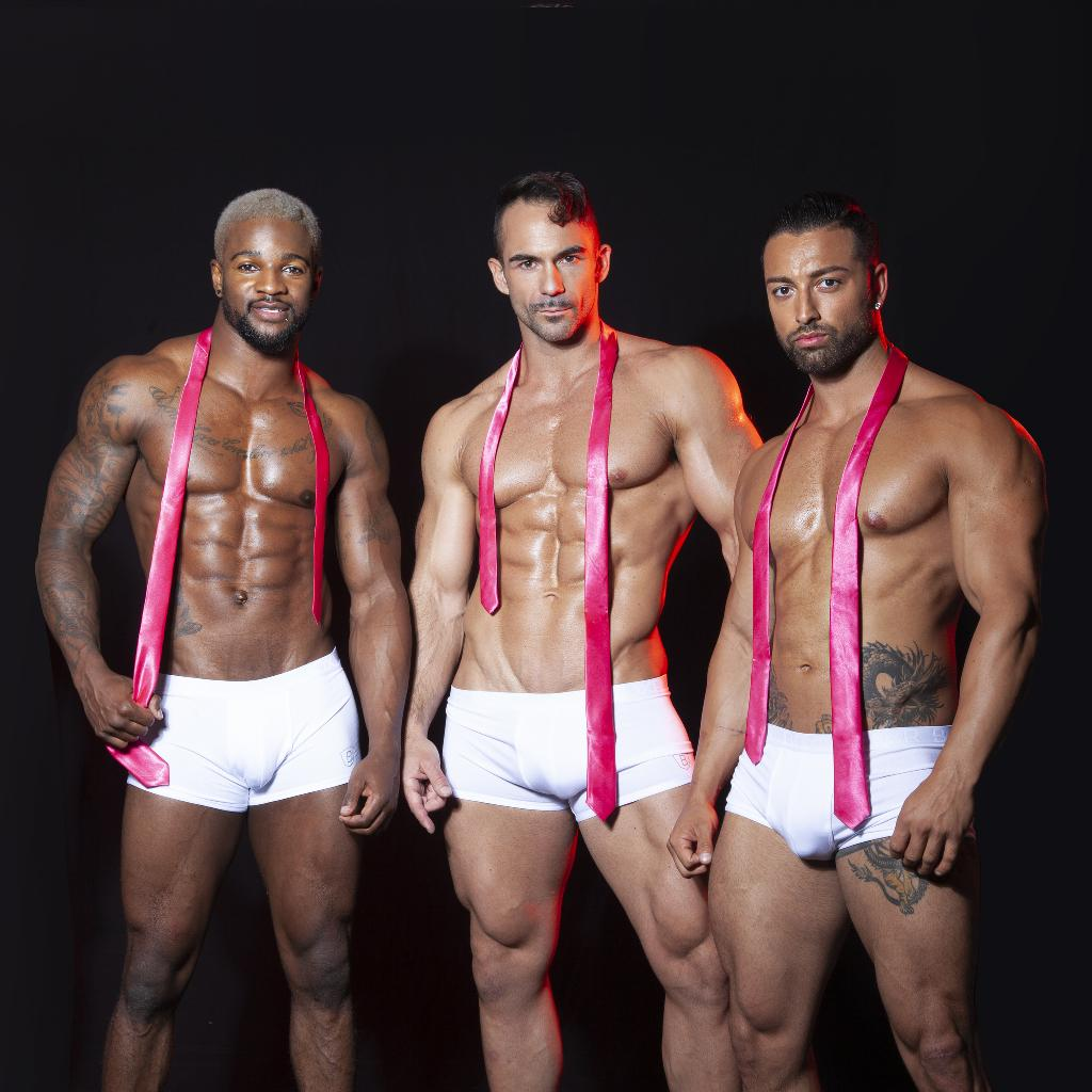 Dreamboys Male Strip Show in Manchester!
