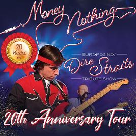 Money For Nothing – Dire Straits Tribute