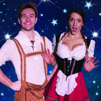 Hansel and Gretel Go Down in the Woods - The Adult Panto