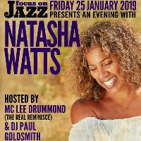 An evening of Soul with Natasha Watts