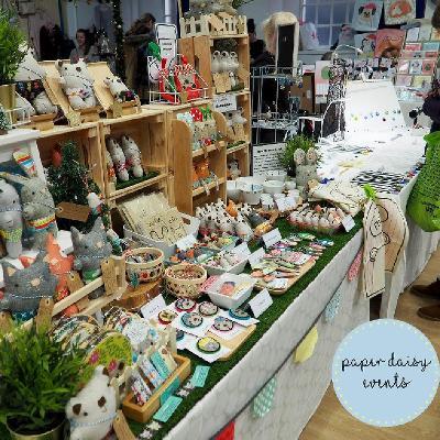 Paper Daisy Events Christmas Art, Design & Craft Fair