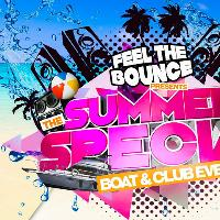 feel the bounce summer special boat and club event