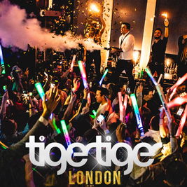 Tiger Tiger London // Every Wednesday // 6 Rooms // Drink deals and More!