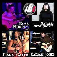 Ciara Gayer, Rosa Mordey, Caesar Jones, Natalie Nedeljkovic: IBL