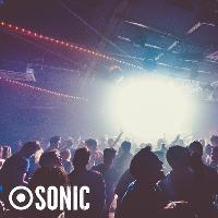 Sonic official Tramlines Afterparty Sheffield - 21.07.18