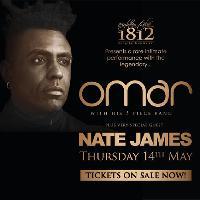 1812 Live presents Omar & Nate James